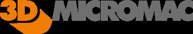 Logo 3D-Micromac AG